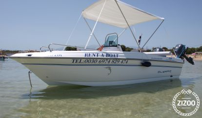 Speedboot Olympic 490cc (2020)