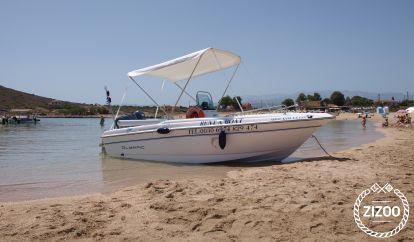 Speedboat Olympic 490cc (2020)