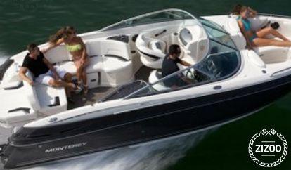 Speedboat Monterey 264 FS (2014)