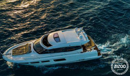 Motorboot Jeanneau Prestige 50 s (2012)