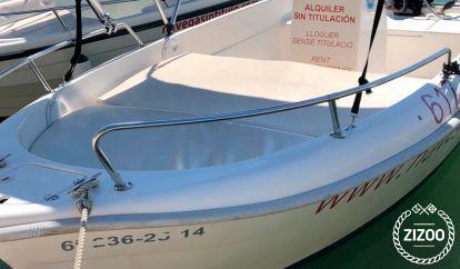 Speedboat Estable 400 (2014)
