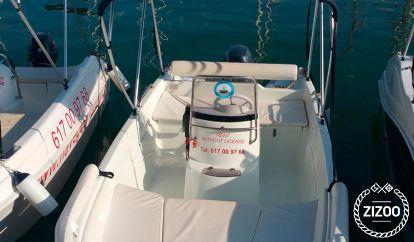 Speedboat Solar Congo 450 (2017)