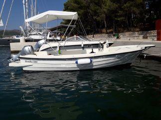 Lancha motora Nautica 500 (2019)