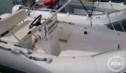 RIB Zodiac Yachtline 380 (2015)