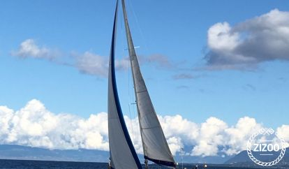 Sailboat Outborn 44 (1985)