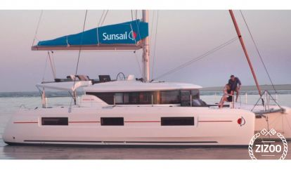 Catamaran Lagoon Sunsail 46 Cat (2020)