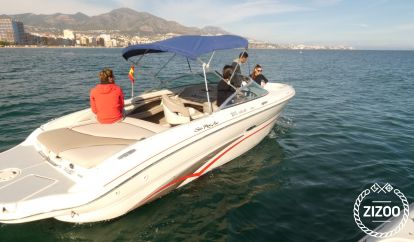 Speedboat Sea Ray 210 Select (2016)