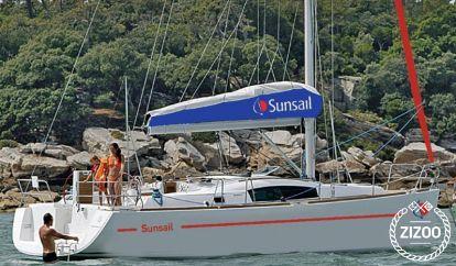 Zeilboot Jeanneau Sunsail 41.3 (2016)