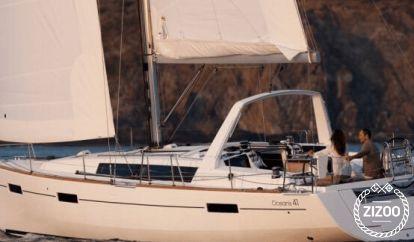 Barca a vela Beneteau Oceanis 41 (2015)