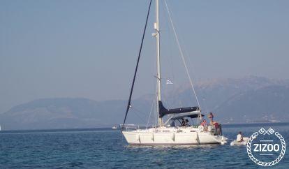 Sailboat Moody 38 (1994)