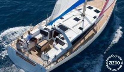 Sailboat Beneteau Oceanis 48 (2015)