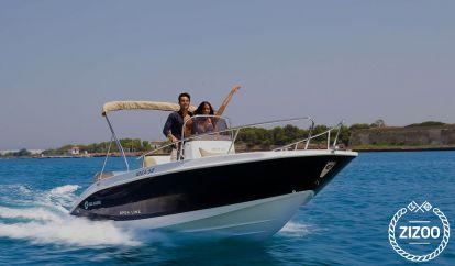 Speedboat Idea Marine 58 (2017)