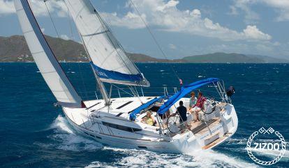 Sailboat Jeanneau Sunsail 51 (2015)