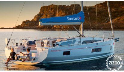 Sailboat Beneteau Sunsail 46 Mon (2019)