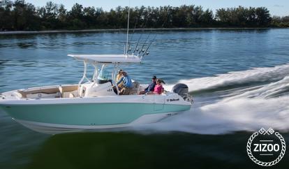 Speedboat Wellcraft 262 Fisherman (2018)