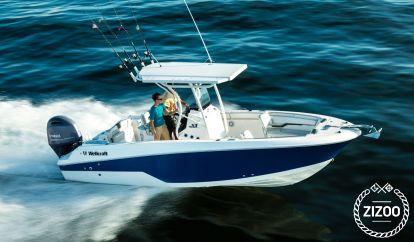Motoscafo Wellcraft 242 Fisherman (2019)