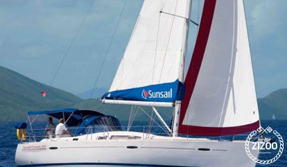 Sailboat Beneteau Sunsail Oceanis 430 (2016)