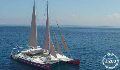 Catamaran Custom Built (2012)