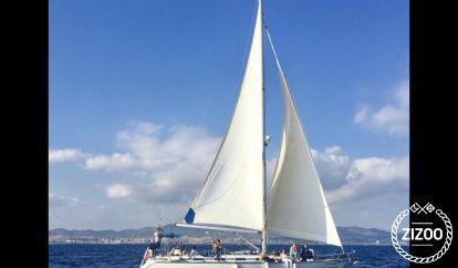 Sailboat Bavaria Cruiser 42 (2002)
