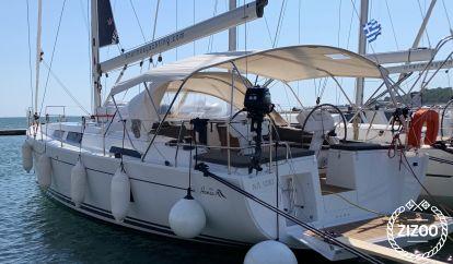 Sailboat Hanse 458 (2019)