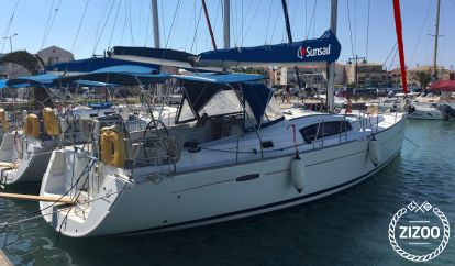 Sailboat Beneteau Sunsail 43 (2016)
