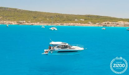 Imbarcazione a motore Jeanneau Leader 33 (2018)