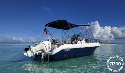 Motor boat Pacific Craft 650 SC (2007)