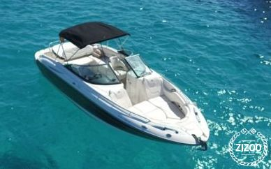 Speedboot Monterey 278 SS (2013)