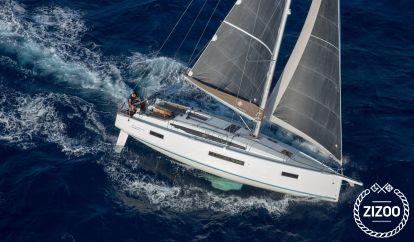 Sailboat Jeanneau Sun Odyssey 410 (2020)