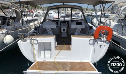 Segelboot Hanse 458 (2020)