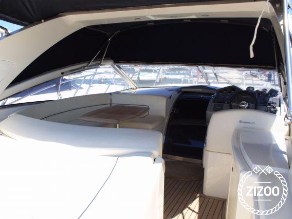 Imbarcazione a motore Absolute 39 (2007)-3