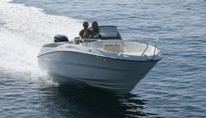 Speedboot Karnic 2251 Open (2018)