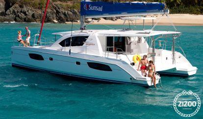 Catamarán Leopard Sunsail 444 (2015)