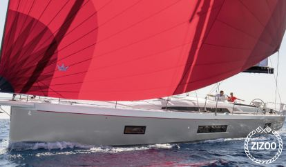 Sailboat Beneteau Sunsail 51.1 (2019)