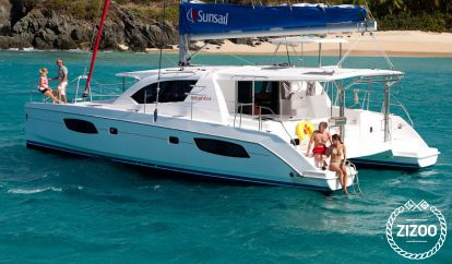 Catamaran Leopard Sunsail 444 (2015)
