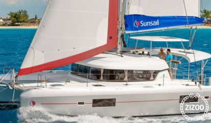 Catamaran Lagoon Sunsail 424 (2019)