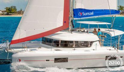 Catamaran Lagoon Sunsail 424 (2020)