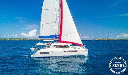 Catamaran Leopard Sunsail 454 (2018)