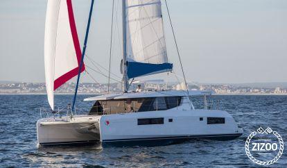 Catamaran Leopard Sunsail 454-10 (2018)