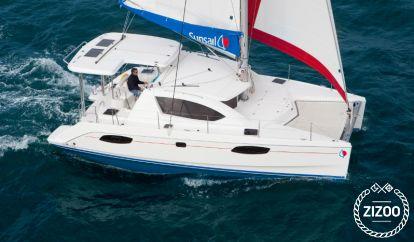 Catamaran Leopard Sunsail 404 (2020)