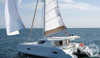 Catamaran Fountaine Pajot Lipari 41 (2014)