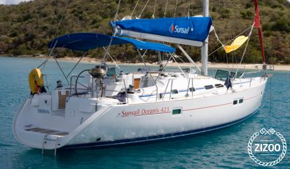 Sailboat Beneteau Sunsail 423 (2020)