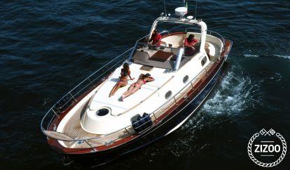 Barco a motor Nautica Esposito Futura Positano Cabin 38 (2007)