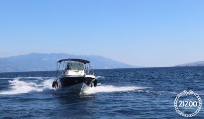 Motor boat Cad Marine 22 (2002)
