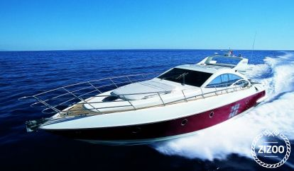 Motorboot Azimut 68 S (2008)