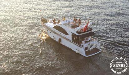 Motor boat Custom Built (2005)