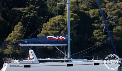 Zeilboot Beneteau Moorings 48.4 (2016)