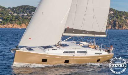 Sailboat Hanse 418 (2021)
