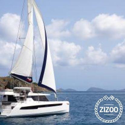 Catamaran Leopard Moorings 5000 (2020)