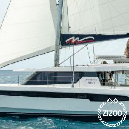 Catamaran Leopard Moorings 5000 (2019)